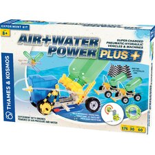 Air+Water Power Plus Model