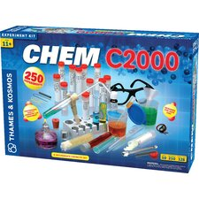 <strong>Thames & Kosmos</strong> Chem C2000 (2011 Edition) Intermediate Chemistry Set