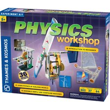 <strong>Thames & Kosmos</strong> Physics Workshop Kit
