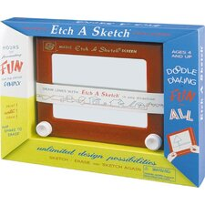 <strong>Ohio Art</strong> Etch A Sketch Classic Board in 1960 Box