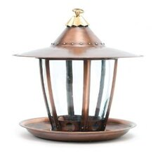 Six-Sided Decorative Bird Feeder