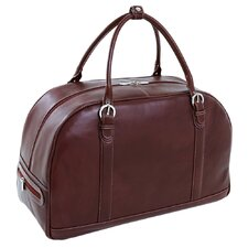"Vernazza Stalla 21"" Leather Travel Duffel"