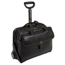 Vernazza Carugetto Leather Laptop Catalog Case