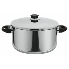 Royal 5.7-qt. Stainless Steel Casserole