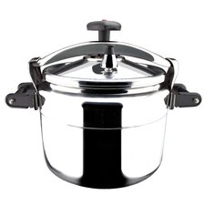 Chef 23-Quart Aluminium Fast Pressure Cooker (Set of 2)