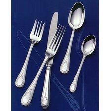 5 Piece Hester Bateman Dinner Flatware Set