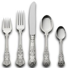 Queens 66 Piece Flatware Set