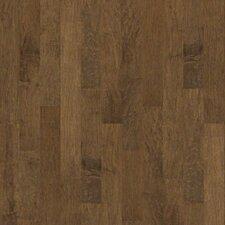 """Ironsmith 5""""  Engineered Maple Flooring in Saddle"""