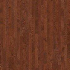 """Golden Opportunity 2-1/4"""" Solid White Oak Flooring in Cherry"""