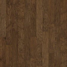 "Ironsmith 5""  Engineered Hickory Flooring in Horseshoe Hickory"