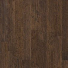 "Sutton's Mountain 5""  Engineered Hickory Flooring in Weathered Saddle"