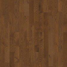 "Golden Opportunity 2-1/4"" Solid White Oak Flooring in Saddle"