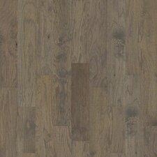 """American Restoration 6-3/8"""" Engineered Oak Flooring in Reclaimed"""