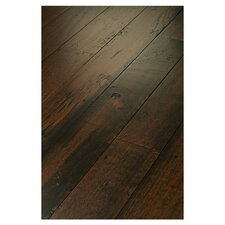 "Epic Rosedown 5"" Engineered Hickory Flooring in Bayou Brown"