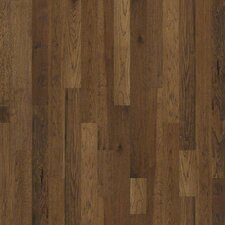 "Chimney Rock 4"" Solid Hickory Flooring in Trail"