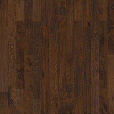 "Chimney Rock 4"" Solid Hickory Flooring in Caravan"