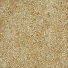 """La Paz 18""""x 18"""" Ceramic Tile in Dorado"""