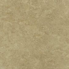 "Palmetto 17"" x 17"" Floor Tile in Gold"