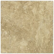 "Piazza 6.5"" x 6.5"" Ceramic Tile in Cream"