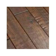 "Chimney Rock 4"" Solid Hardwood Hickory Flooring in Caravan"