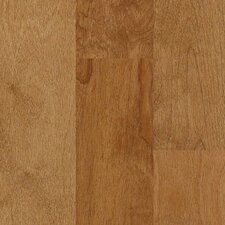 "<strong>Shaw Floors</strong> Cypress Mountain 5"" Engineered Hardwood Birch Flooring in Snow Shoe"