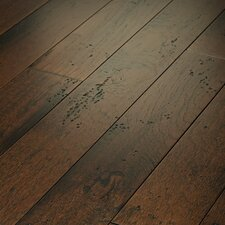 "<strong>Shaw Floors</strong> Epic Rosedown 5"" Engineered Hickory Flooring in Smokehouse Spice"