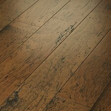 "<strong>Shaw Floors</strong> Epic Rosedown 5"" Engineered Hickory Flooring in Burnt Sugar"