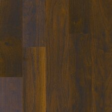<strong>Shaw Floors</strong> FountainHead Lake 8mm Walnut Laminate in Center Hill Walnut