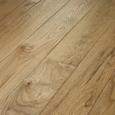 "Montgomery 5"" Solid Red Oak Flooring in Thoroughbred"