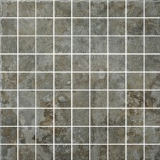 "Capri 12"" x 12"" Mosaic Accent Tile in Flora"