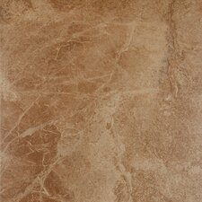 "Domus 18"" x 18"" Floor Tile in Wheat"