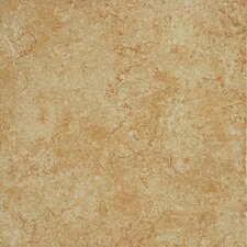 "<strong>Shaw Floors</strong> La Paz 6-1/2"" x 6-1/2"" Ceramic Tile in Dorado"