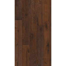 Riverdale Hickory 12mm Handscraped Laminate in Flint River