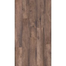 <strong>Shaw Floors</strong> Landscapes Plus 8mm Hickory Laminate in Nightsong