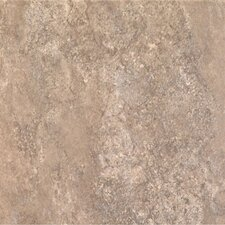 "<strong>Shaw Floors</strong> Augustino 12"" x 12"" Floor Tile in Bruno"