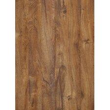 "Chatham 5-9/10"" x 48"" Vinyl Plank in Rainforest Teak"