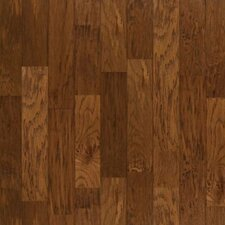 "Vicksburg 5"" Engineered Hickory Flooring in Harvest"