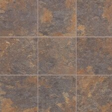 <strong>Shaw Floors</strong> Majestic Grandeur 8mm Tile Laminate in Ocean Shore