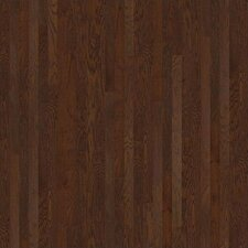 "<strong>Shaw Floors</strong> Epic Heartland 3-1/4"" Engineered Oak Flooring in Coffee Bean"