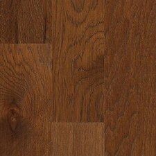 "<strong>Shaw Floors</strong> Jubilee Honey 5"" Engineered Hickory Flooring in Burnt Amber"
