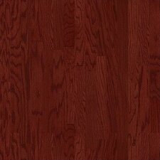 "<strong>Shaw Floors</strong> Epic Symphonic 3-1/4"" Engineered Oak Flooring in Merlot"