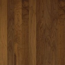 "<strong>Shaw Floors</strong> Epic Windsor 3-1/4"" Engineered Walnut Flooring in Natural Walnut"