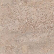 "<strong>Shaw Floors</strong> Augustino 12"" x 12"" Floor Tile in Bianco"