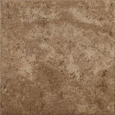 "Mission Bay 17"" x 17"" Floor Tile in Cliff Point Noce"