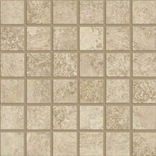 "<strong>Shaw Floors</strong> Augustino 12"" x 12"" Mosaic Tile in Siena"