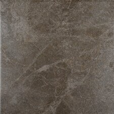 "Domus 18"" x 18"" Floor Tile in Spanish Moss"