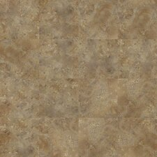 "Sumter 18"" X 18"" Vinyl Tile in Butternut"