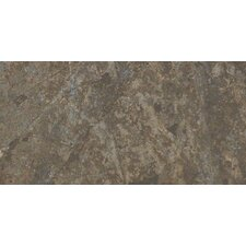"Metropolitan Slate 12"" x 6"" Cove Base Tile Trim in Urban Jungle"