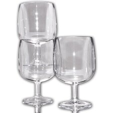Plastic Wine Glasses (Set of 12)