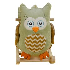 Owliver Owl Rocker
